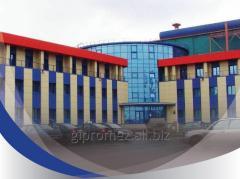 Разработка проектов административно-бытовых зданий и комплексов, инженерно-управленческие корпуса