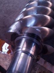 Repair of screw GHH-Rand blocks