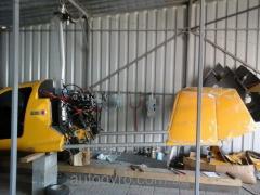 Service of an autogyr
