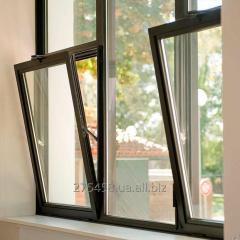 Окна, двери, перила алюминиевые