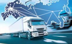 Transport humanitärer Güter Mazedonien - Ukraine