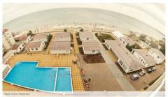 База  отдыха на море  парк-отель  БЕРЕЗКА Коблево