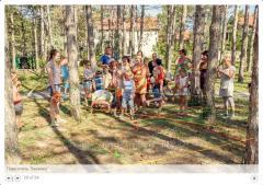 Отдых и оздоровление для всей семьи у моря Коблево парк-отель Березка