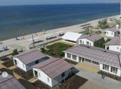 Парк-отель Березка Коблево на берегу Черного моря