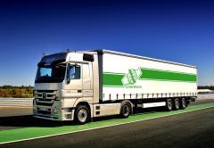 Перевезення вантажів регулярні