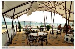 Отдых  на море Коблево  парк-отель Березка
