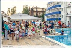 Отдых на море в Коблево  парк-отель Березка