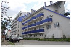 Отдых на море парк-отель  Березка  Коблево