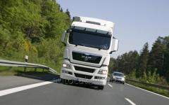 Transport humanitärer Güter Niederlande - Ukraine