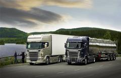 Road haulage of loads