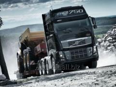 Vervoer van oversized goederen Oekraïne - Polen
