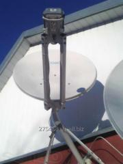 Спутниковые антенны, прошивка тюнеров