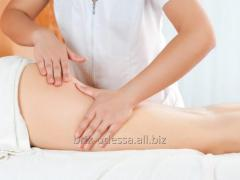 Anti-cellulite massage classical