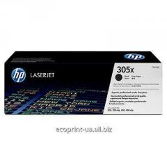 Service of gas station of a cartridge HP CE410X