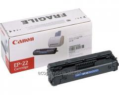 Service of gas station of a cartridge Canon EP-22,