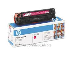 Service of gas station of a cartridge HP CC533 A