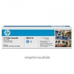 Service of gas station of a cartridge HP CLJ