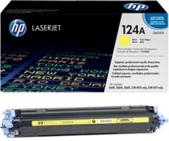 Service of gas station of a cartridge HP Q6002A