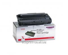 Service of gas station of a cartridge for Xerox PE