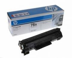 Service of gas station of a cartridge of HP CE278A