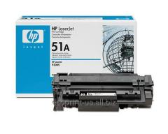 Service of gas station of a cartridge HP LJ P3005