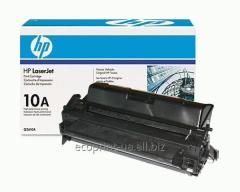 Service of gas station of a cartridge HP LJ Q2610A