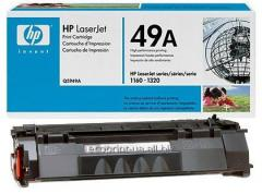Service of gas station of a cartridge HP LJ Q5949