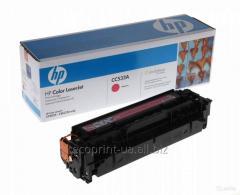 Service restoration of a cartridge of HP CC533 A
