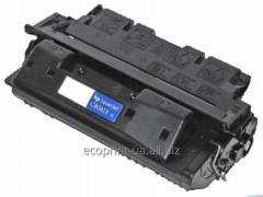 Service restoration of a cartridge of HP LJ C8061X