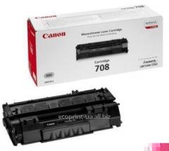 Service restoration of a cartridge of Canon 708