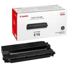 Service restoration of a cartridge of Canon E-16,