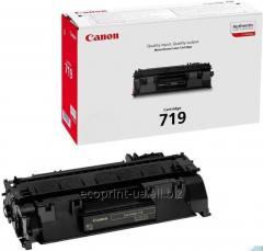 Service restoration of a cartridge of Canon E-719