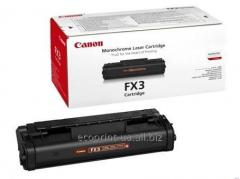 Service restoration of a cartridge of Canon FX-3,