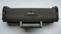 Service restoration of a cartridge of Samsung of