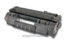 Service restoration of a cartridge of HP LJ Q7553A