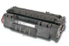 Service restoration of a cartridge of HP LJ Q7553X