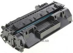 Service restoration of a cartridge of HP CF280 A