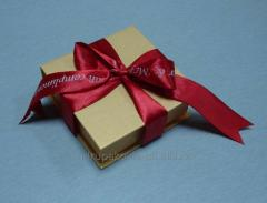 Development of gift packing