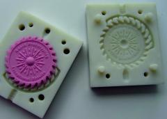 Изготовление силиконовых форм для литья