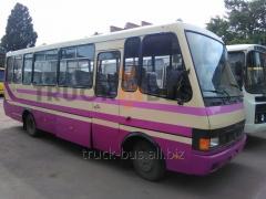 Repair of buses Standard touris
