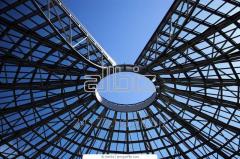 Монтаж металлических, монолитных, железобетонных конструкций