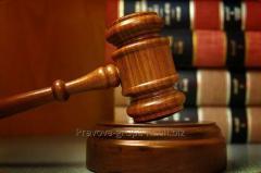 Складання адміністративної позовної заяви,