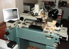 Услуги метрологической лаборатории