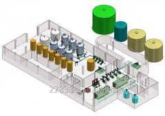 Water treatment design