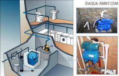 Design of pump constructions