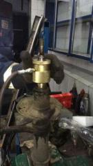 Service in restoration of shock-absorbers