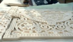 Milling, laser cutting and engraving on ChPU