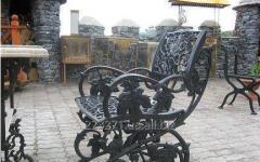 Art molding of cast iron
