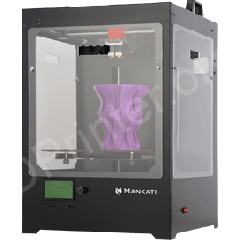 The press on 3D printers, 3D restoration of any