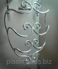 Chromium plating of various products